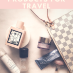 5 Essential Travel Beauty Products